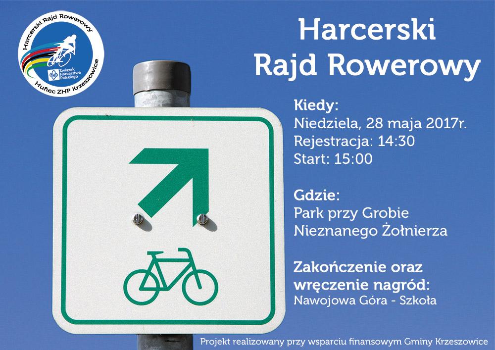 Rajd rowerowy Krzeszowice